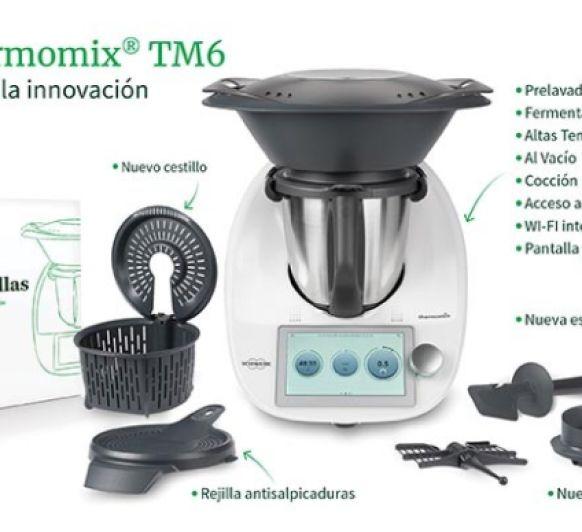 ¡¡¡ Descubre el nuevo Thermomix® TM6 !!!