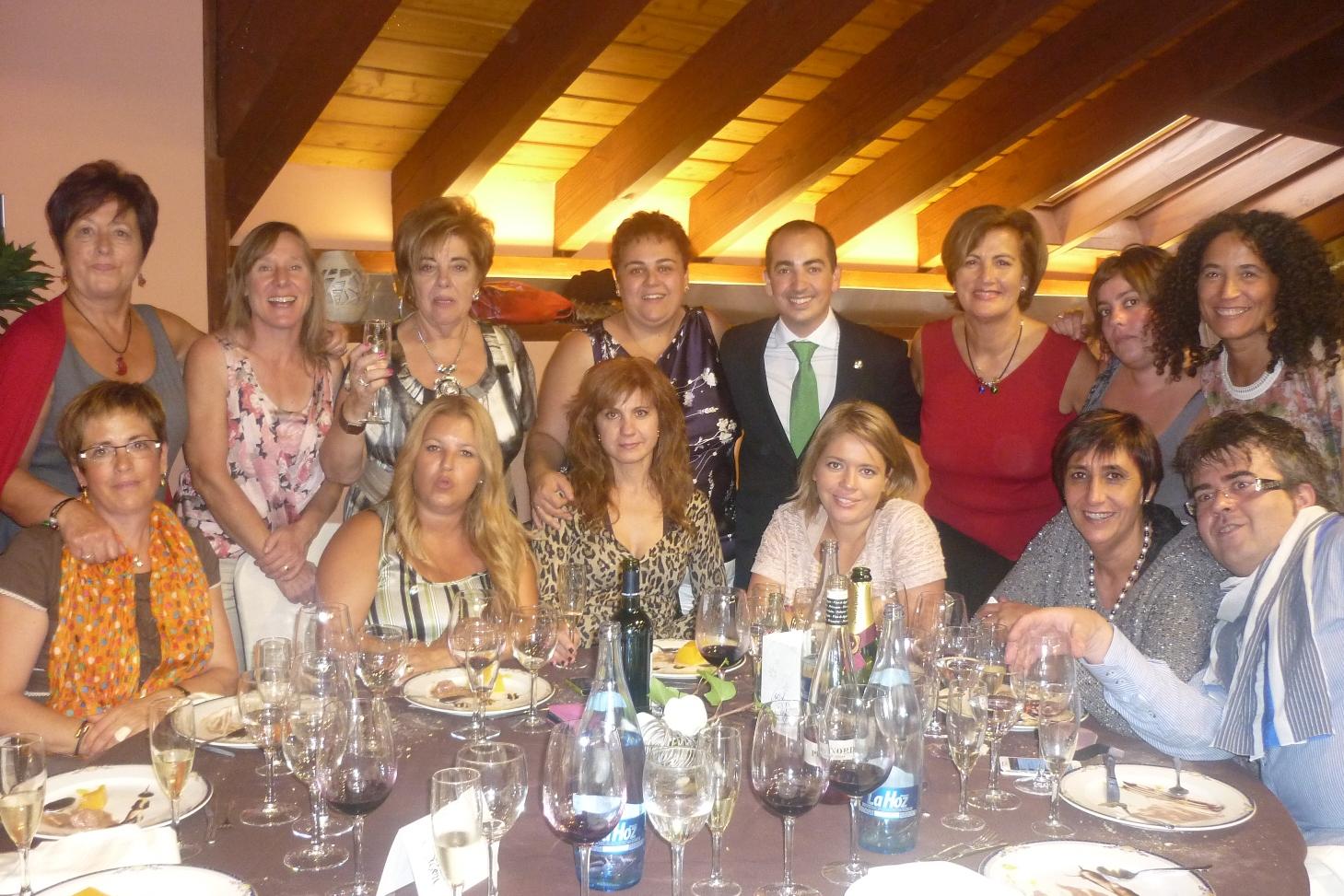 El equipo de Thermomix® La Rioja/Álava juntos en la Convención Regional 2012