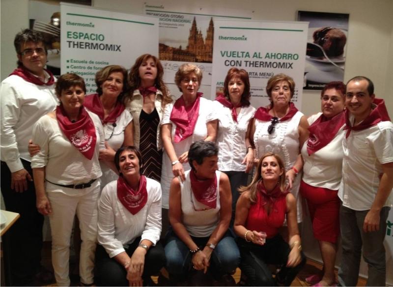 Gran éxito en la celebración de San Mateo de Thermomix® Logroño