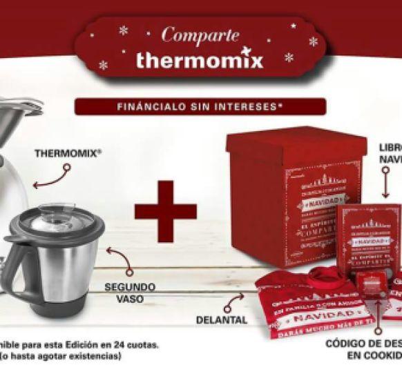 La Navidad ya ha llegado a Thermomix®