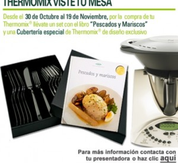 Thermomix® VISTE TU MESA
