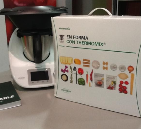 En enero nos ponemos En forma con Thermomix®