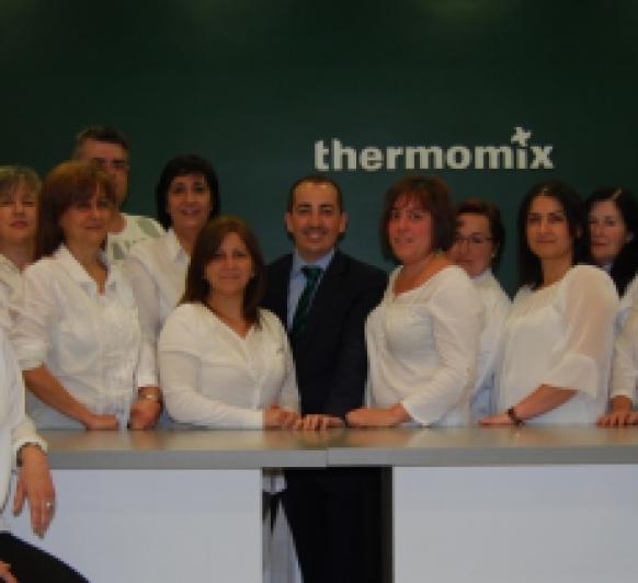 Trabajar en La Rioja con Thermomix®